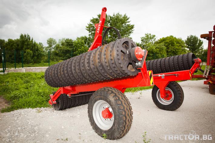 Валяци KAMT BTX 0 - Трактор БГ