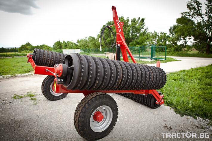 Валяци KAMT BTX 1 - Трактор БГ