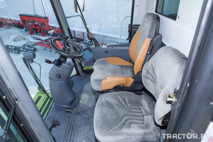 Комбайни Claas Lexion 580 10 - Трактор БГ