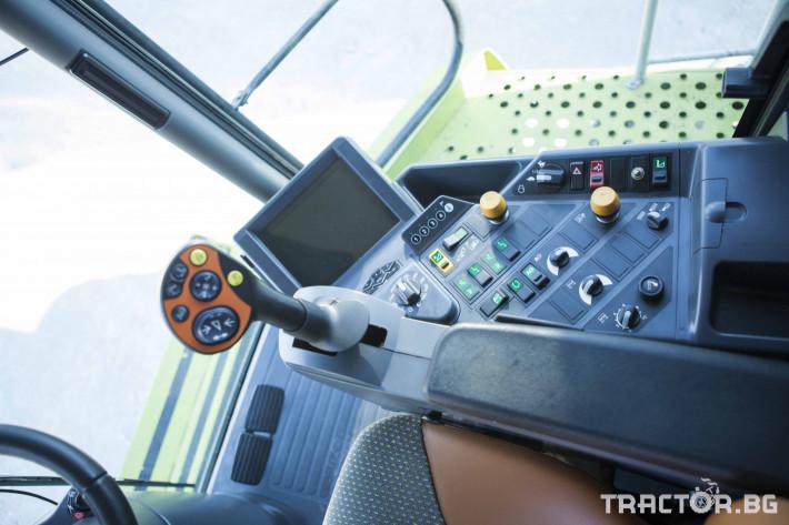 Комбайни Claas Lexion 580 13 - Трактор БГ