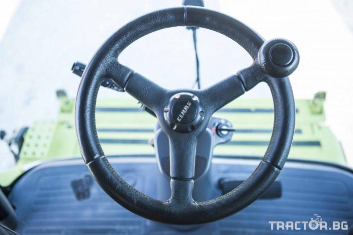 Комбайни Claas Lexion 580 14 - Трактор БГ