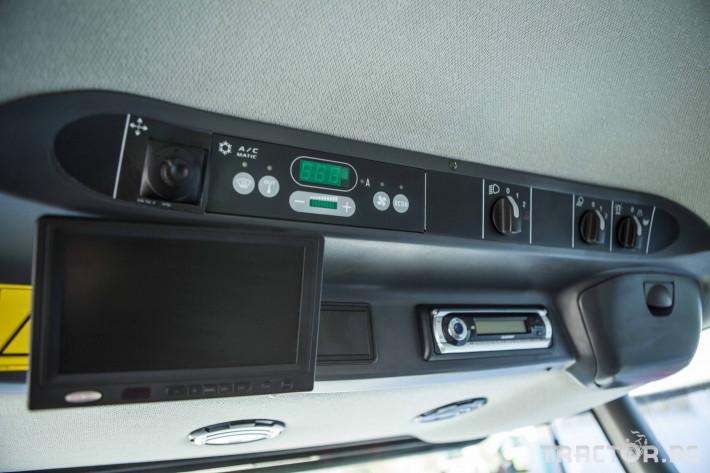 Комбайни Claas Lexion 580 15 - Трактор БГ