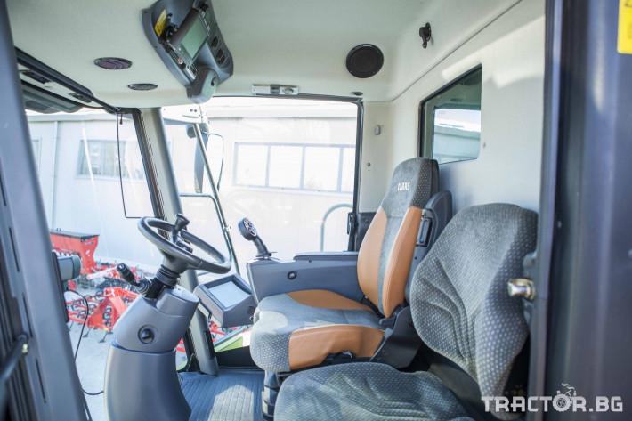 Комбайни Claas Lexion 580 16 - Трактор БГ