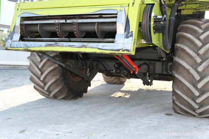 Комбайни Claas Lexion 580 8 - Трактор БГ