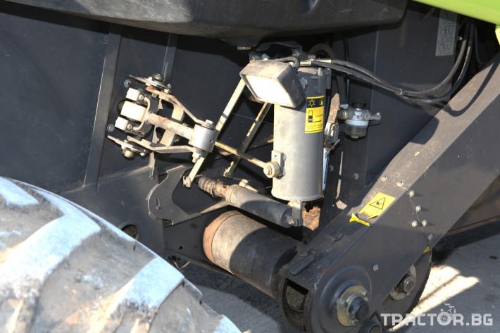 Комбайни Claas Lexion 580 17 - Трактор БГ