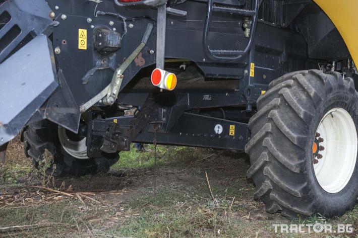 Комбайни New-Holland CX 8070 2 - Трактор БГ
