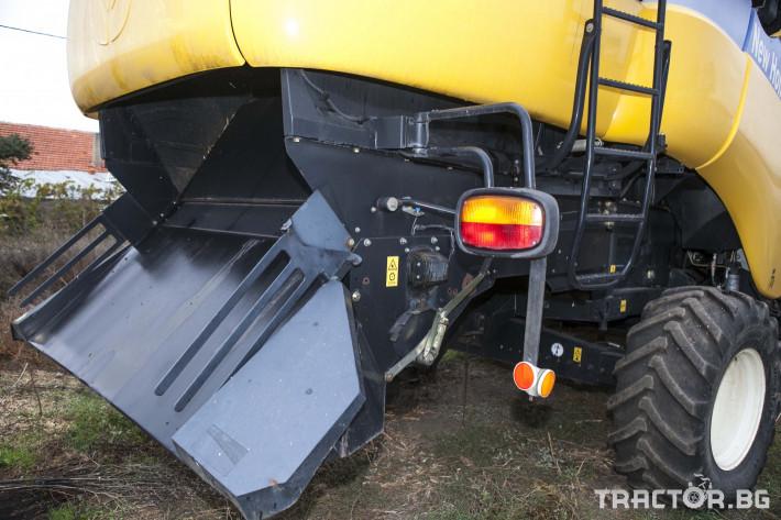 Комбайни New-Holland CX 8070 3 - Трактор БГ