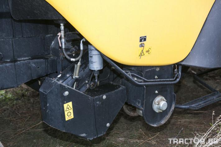 Комбайни New-Holland CX 8070 4 - Трактор БГ