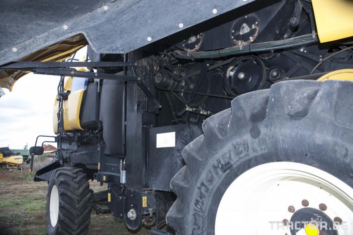 Комбайни New-Holland CX 8070 12 - Трактор БГ