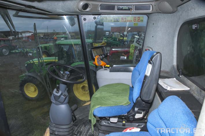 Комбайни New-Holland CX 8070 14 - Трактор БГ