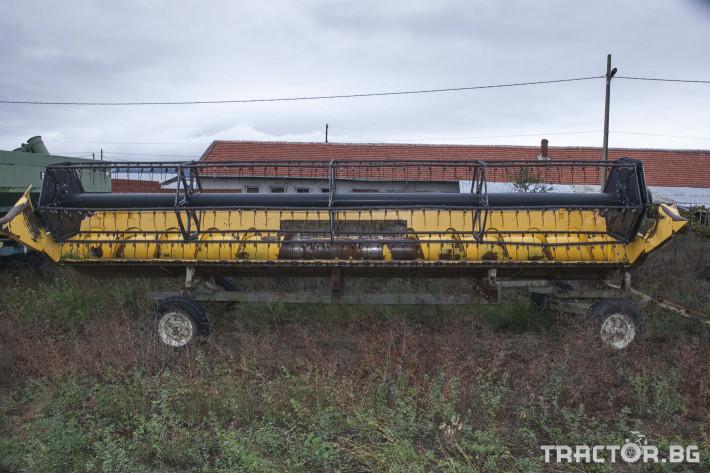 Комбайни New-Holland CX 8070 15 - Трактор БГ