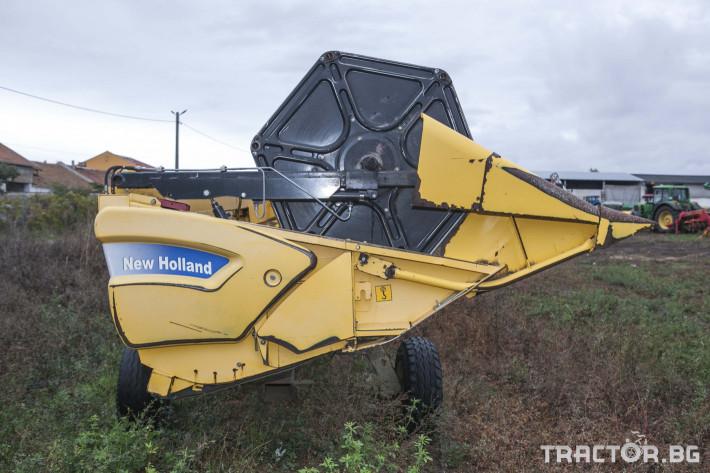 Комбайни New-Holland CX 8070 18 - Трактор БГ