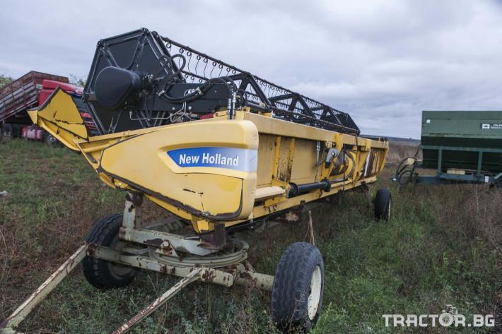 Комбайни New-Holland CX 8070 21 - Трактор БГ