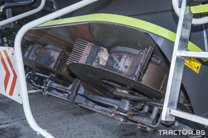 Комбайни Claas Lexion 760 TT 4