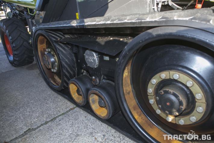 Комбайни Claas Lexion 760 TT 9