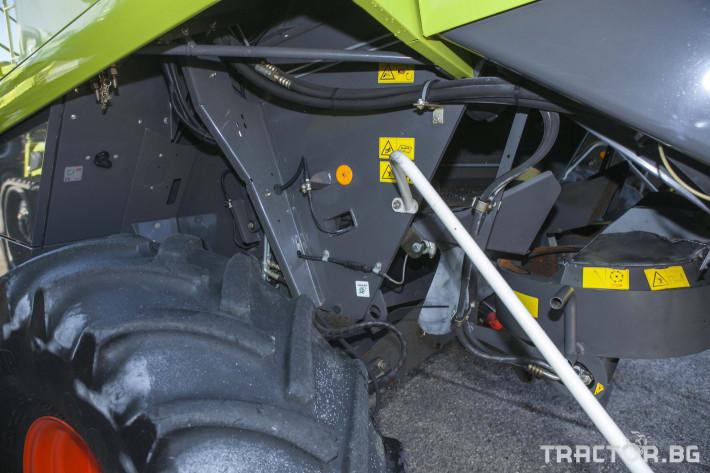 Комбайни Claas Lexion 760 TT 11