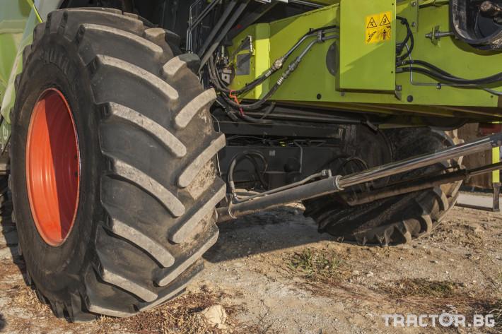 Комбайни Claas Tucano 450 4 - Трактор БГ