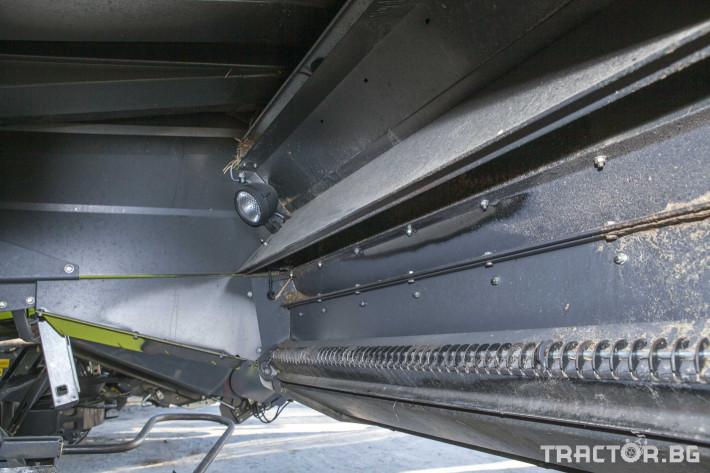 Комбайни Claas Tucano 450 8 - Трактор БГ