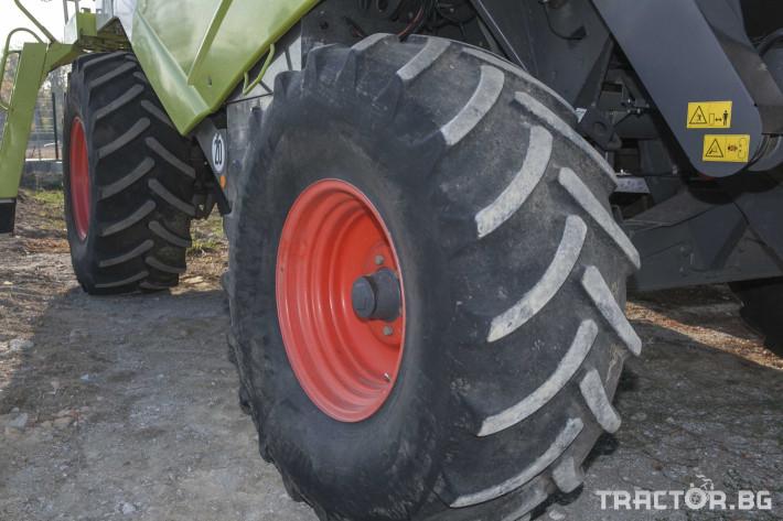 Комбайни Claas Tucano 450 10 - Трактор БГ