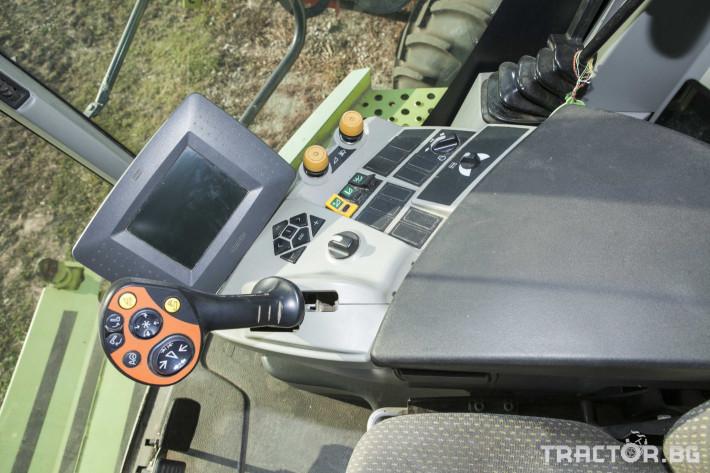 Комбайни Claas Tucano 450 15 - Трактор БГ