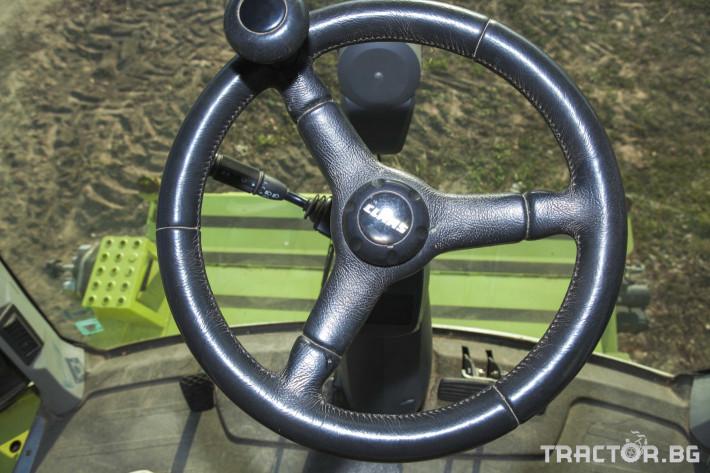 Комбайни Claas Tucano 450 16 - Трактор БГ