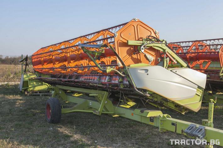 Комбайни Claas Tucano 450 17 - Трактор БГ