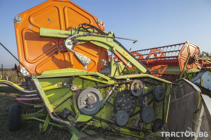 Комбайни Claas Tucano 450 18 - Трактор БГ