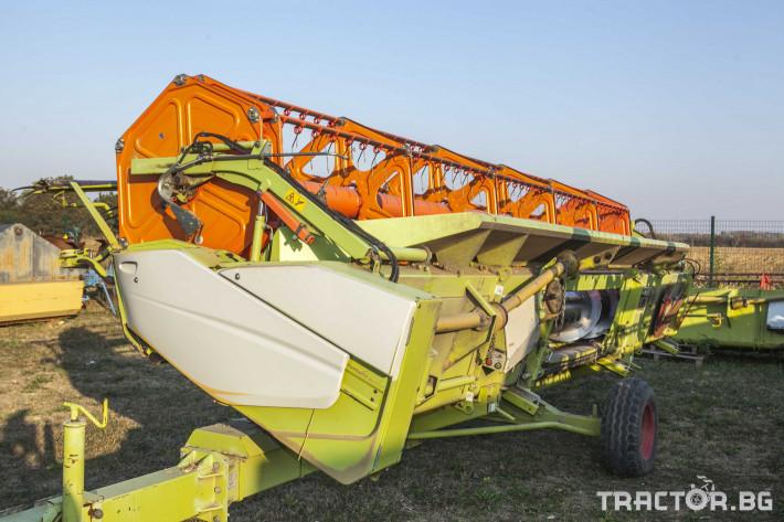 Комбайни Claas Tucano 450 19 - Трактор БГ