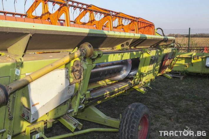 Комбайни Claas Tucano 450 20 - Трактор БГ