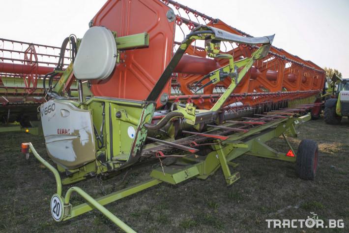 Комбайни Claas Tucano 450 21 - Трактор БГ
