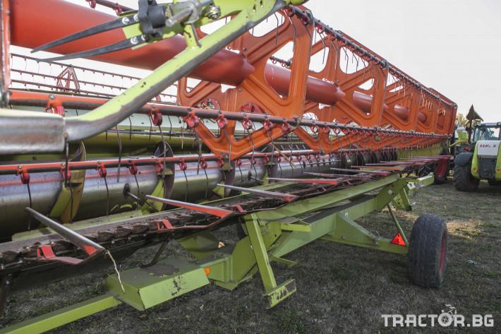 Комбайни Claas Tucano 450 22 - Трактор БГ