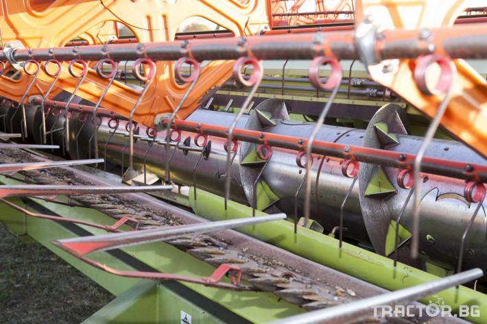 Комбайни Claas Tucano 450 23 - Трактор БГ