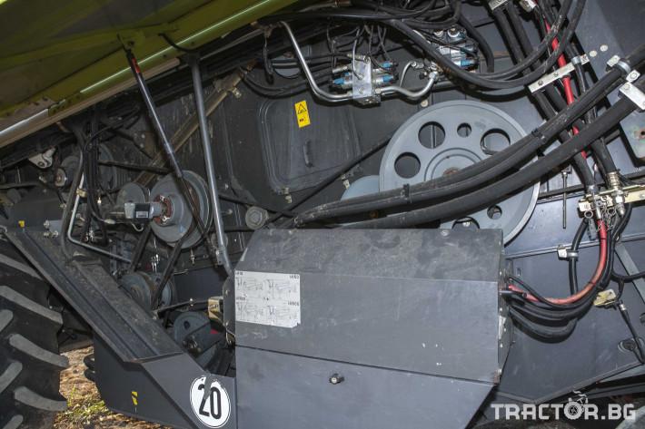 Комбайни Claas Tucano 450 24 - Трактор БГ