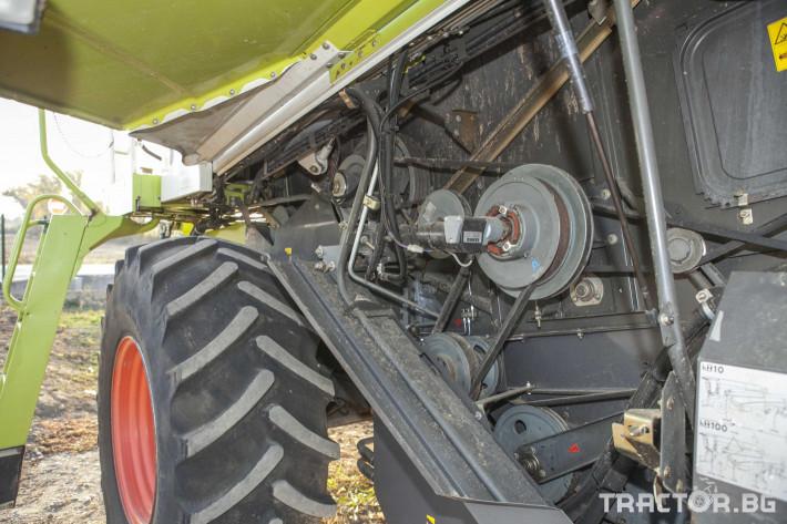Комбайни Claas Tucano 450 26 - Трактор БГ