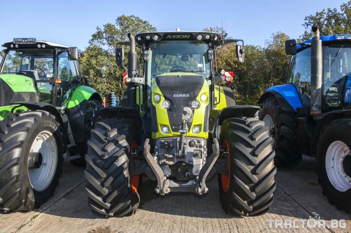 Трактори Claas Axion 870 0