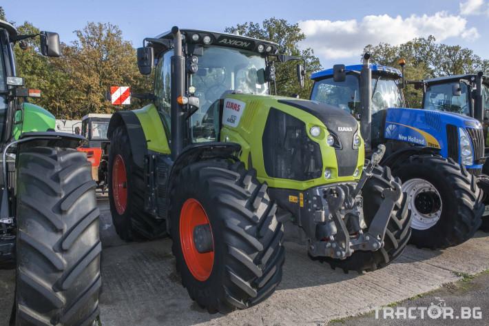 Трактори Claas Axion 870 1