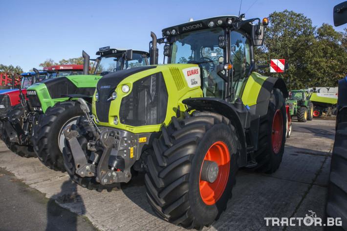 Трактори Claas Axion 870 2