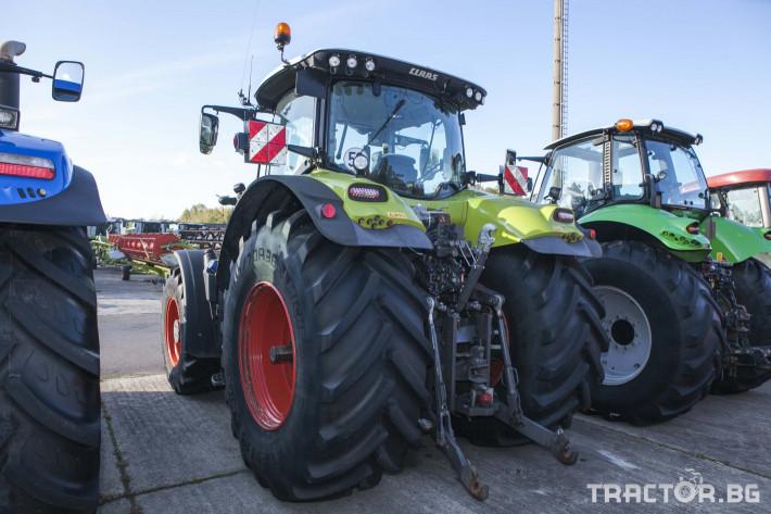 Трактори Claas Axion 870 3