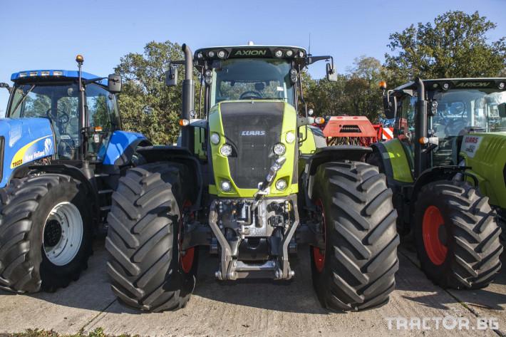 Трактори Claas Axion 920 C Matic 1 - Трактор БГ