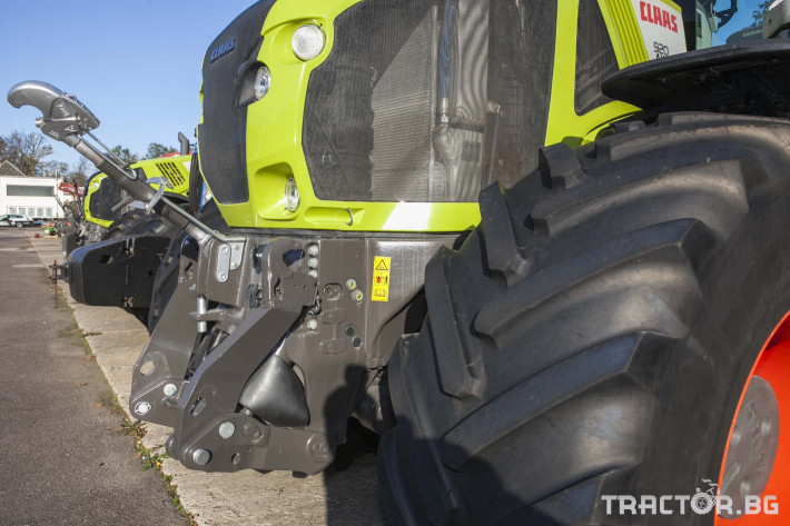 Трактори Claas Axion 920 C Matic 3 - Трактор БГ