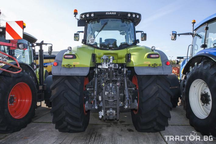 Трактори Claas Axion 920 C Matic 4 - Трактор БГ