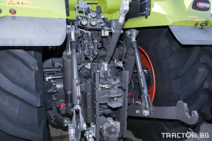 Трактори Claas Axion 920 C Matic 5 - Трактор БГ