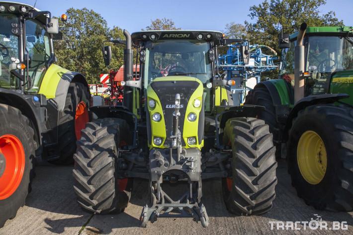 Трактори Claas Arion 650 Cebis 0