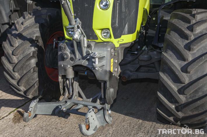 Трактори Claas Arion 650 Cebis 1