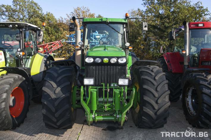 Трактори John-Deere 8520 0