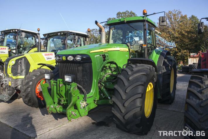 Трактори John-Deere 8520 1