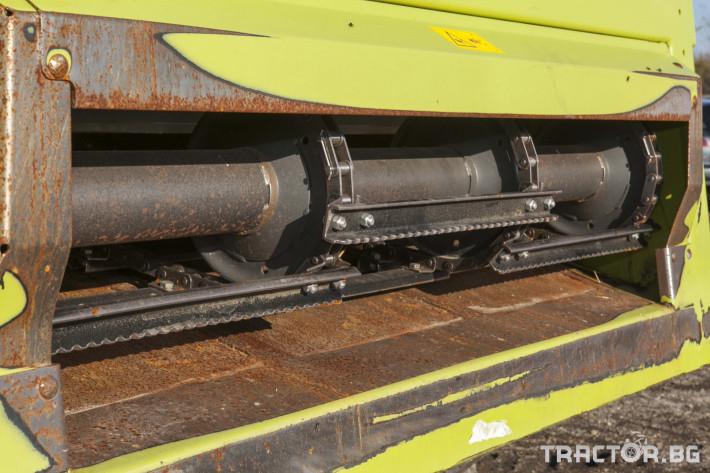 Комбайни Claas 780 Terra Trac 6 - Трактор БГ