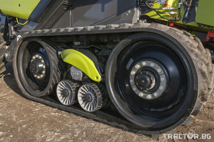 Комбайни Claas 780 Terra Trac 7 - Трактор БГ