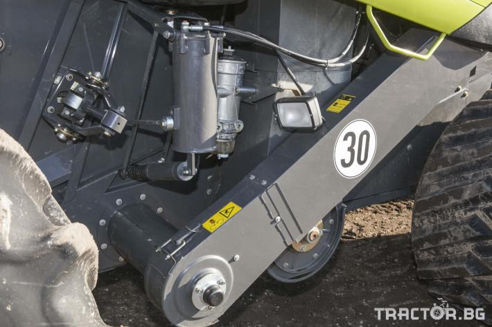Комбайни Claas 780 Terra Trac 8 - Трактор БГ