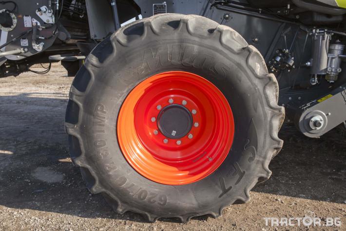 Комбайни Claas 780 Terra Trac 9 - Трактор БГ